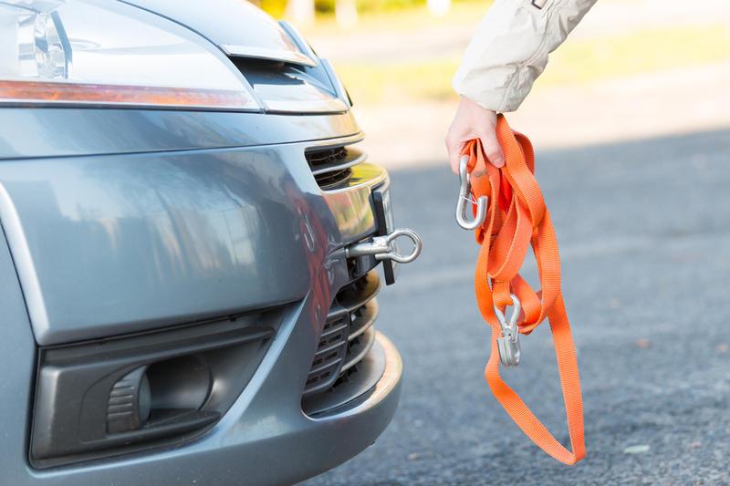 12 Вольт - автомобильный интернет-магазин - Как выбрать буксировочный трос?